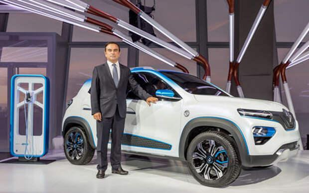 Renault привезла в Европу свой самый дешевый кроссовер. Но не все так просто