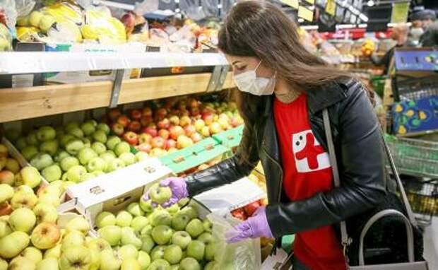 «Химические» яблоки из Европы травят россиян