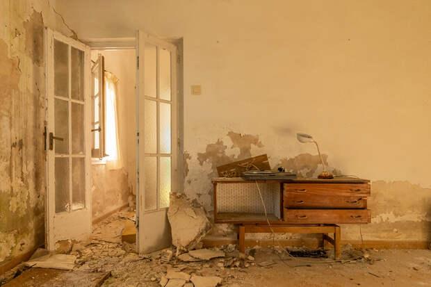 «Самую страшную в мире квартиру» продают в Мадриде