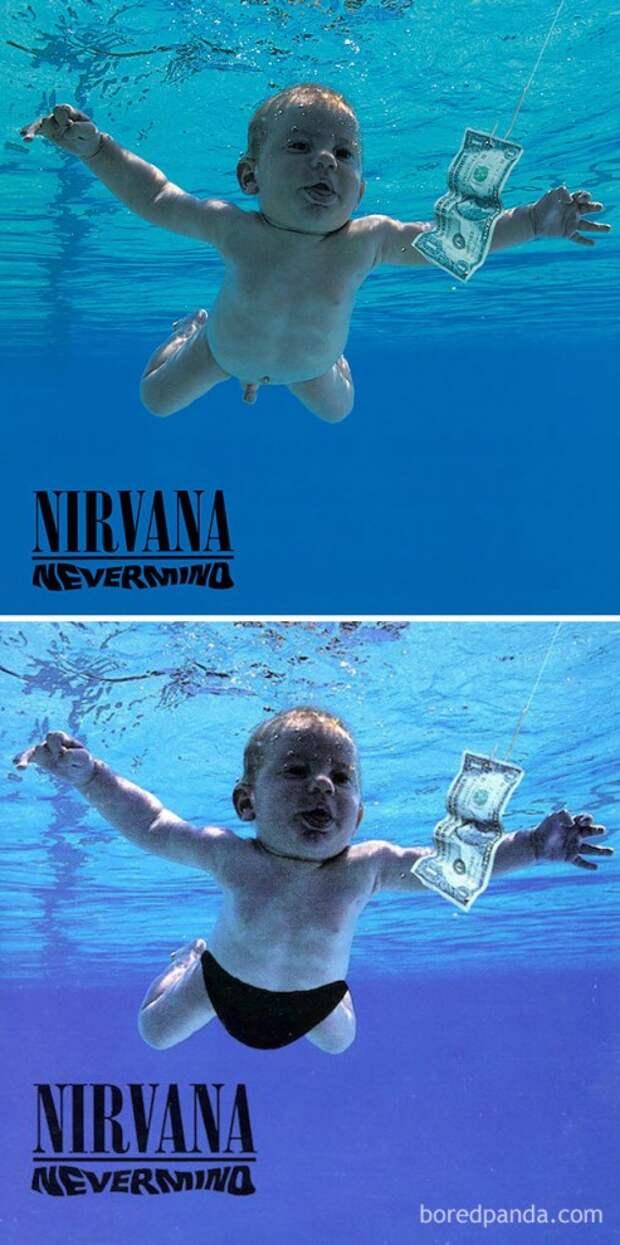 Альбом Nirvana