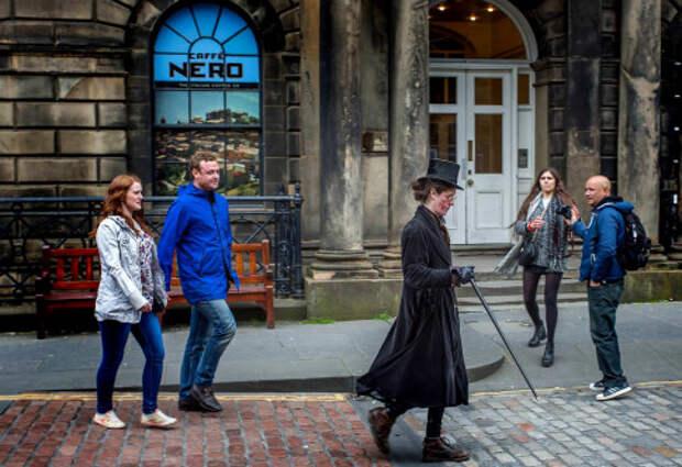 В Эдинбурге уроженка Саранска переживает вторую молодость
