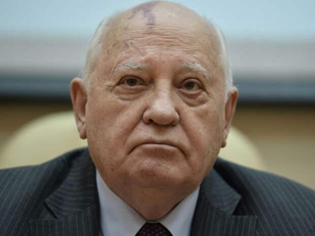 """Горбачев: """"Я бы продолжил проводить реформы"""""""