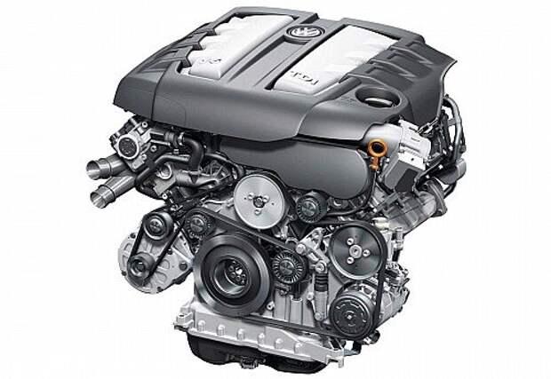 Volkswagen V6 diesel