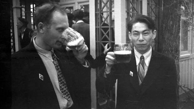 Как баловались пивом в СССР