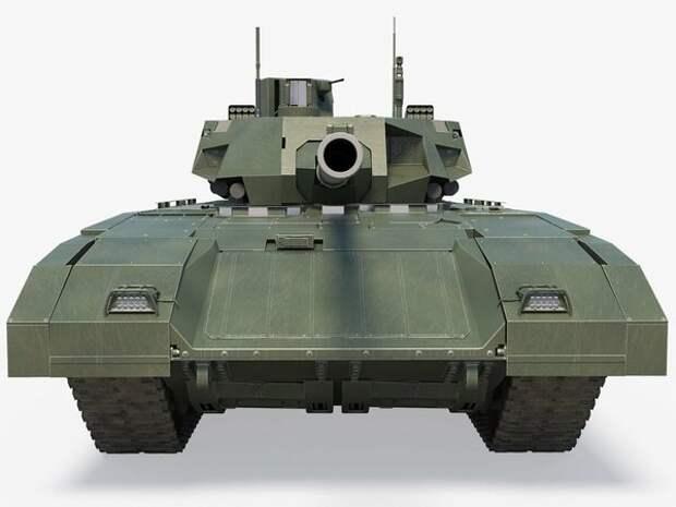 """:). В российском танке Т-14 """"АРМАТА"""" используются инопланетные технологии."""