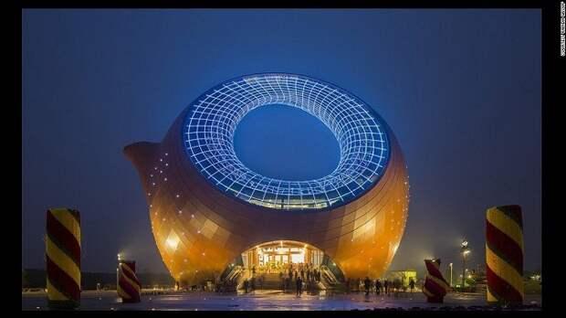 Эпоха креативного архитектурного дизайна в Китае уходит в прошлое