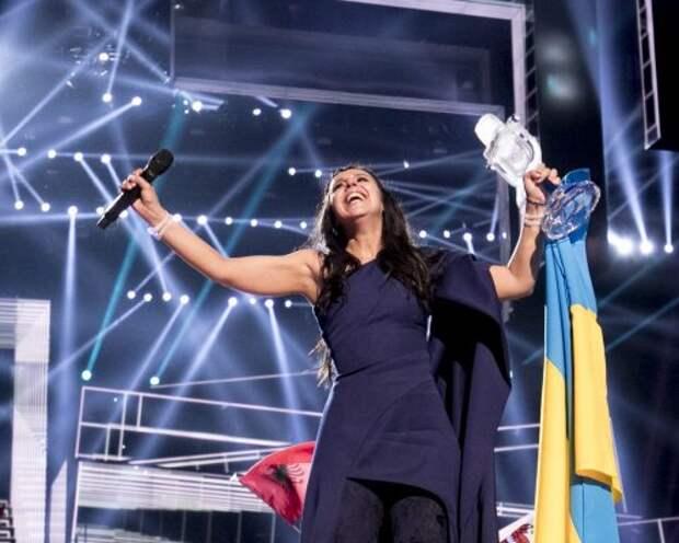 Джамала получит звание «Народная артистка Украины»