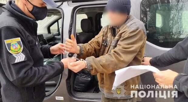 Житель Киевской области изнасиловал собственную бабушку. Появилось видео