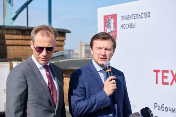 В Москве появится новый комплекс промышленного технопарка на территории ЗИЛа