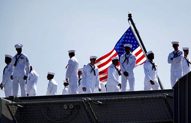 США проиграют морскую войну