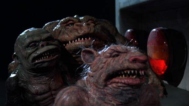 6. Гоблины — «Гоблины 2» (1988) кино, монстры, фильмы