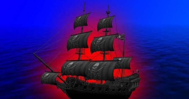 Оказывается, в Чёрном море тоже были пираты: четыре факта