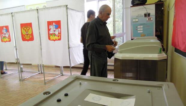 Прошедшие в Московском регионе выборы повысили уровень доверия к избирательному процессу