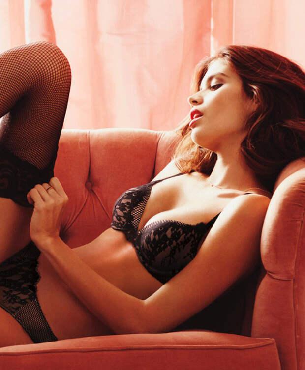 Праздничный каталог ко Дню святого Валентина от Victoria's Secret