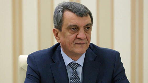 Сергей Меняйло, старый «новый» полпред президента в Сибири и бывший губернатор Севастополя