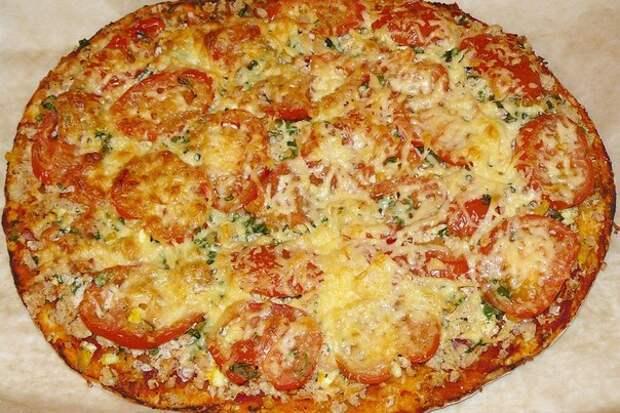 Посидим, поедим... Пиццу