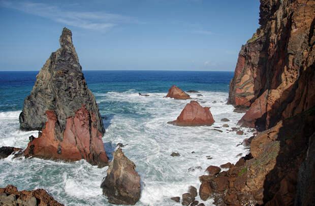 ВАШ ОТПУСК. Остров Мадейра - жемчужина Португалии