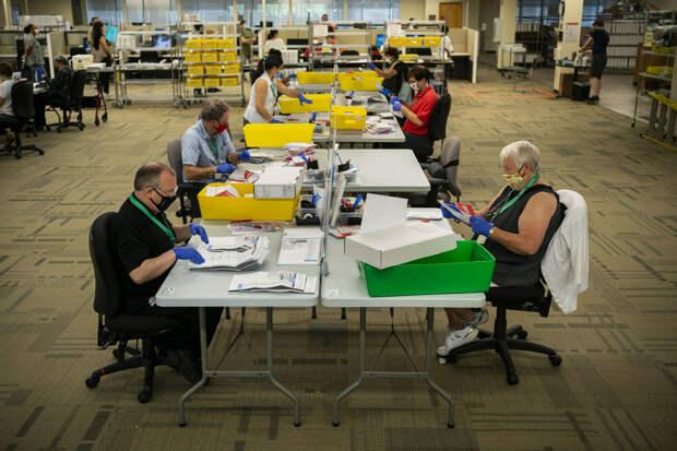 Почему Трамп опасается голосования по почте
