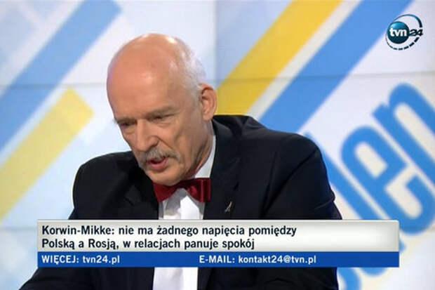 В России польских политиков не зря считают щенками