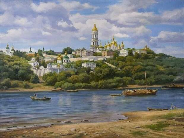 Тайны града Кiевъ