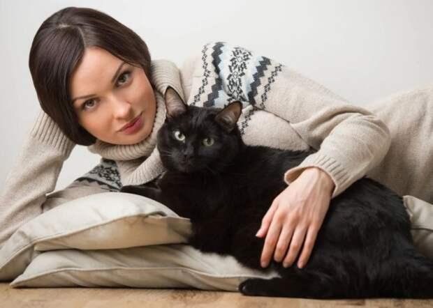 «Кошка тебе дороже матери!» – обижается мама