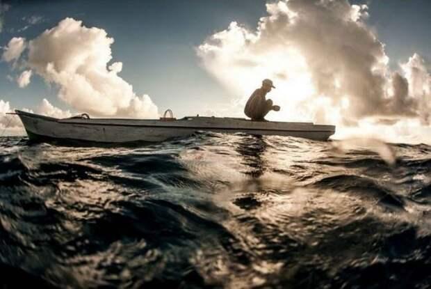 Но есть и те, что не намерен расставаться с кочевым образом жизни и лодками лепа-лепа.