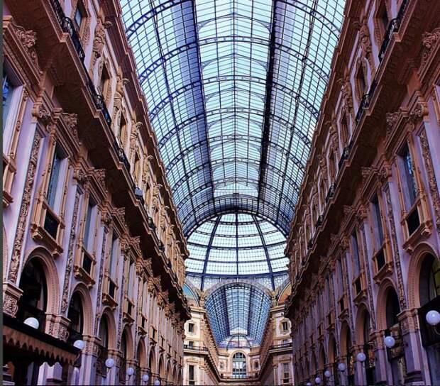 Фотопутешествие в Милан