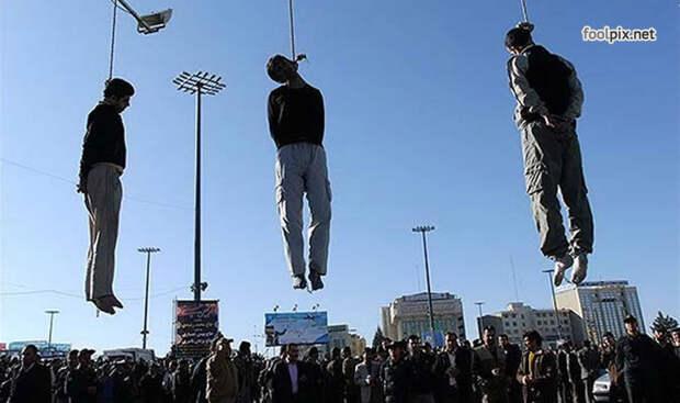 Смертная казнь в Ираке