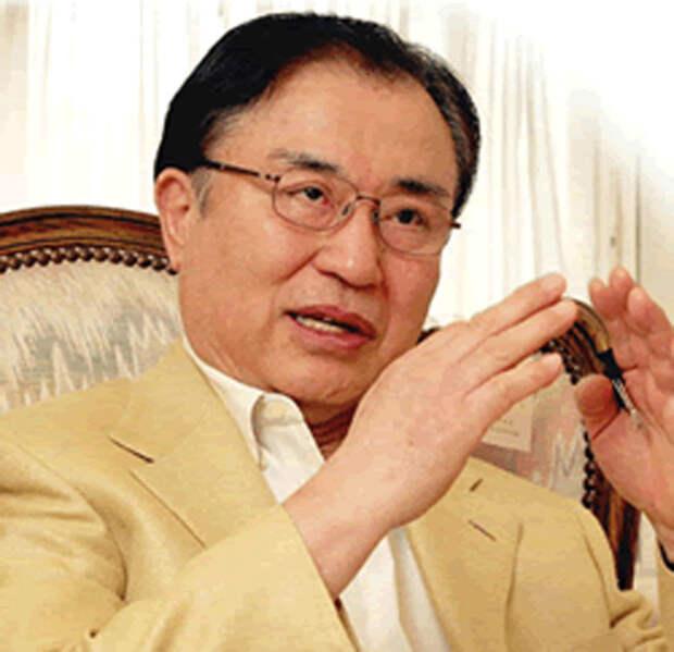 Знамениый японский гастроэнтеролог Хироми Шинья о правильном рационе человека