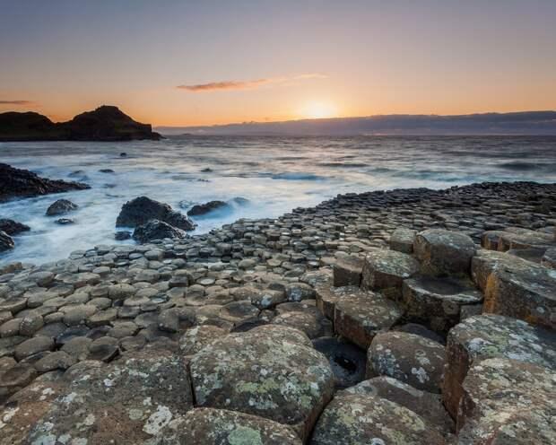 3. Северная Ирландия. Дорога гигантов. (Jonathan Tweed) земля, природа