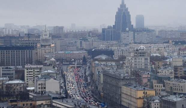 Переменная облачность и до 28 градусов тепла ожидается в столице 18 июня