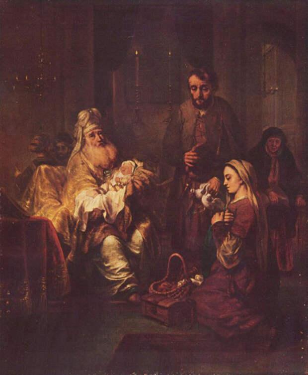 С праздником, православные! Сегодня — Сретение Господне!
