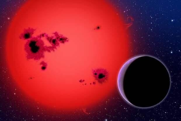 В окрестностях Земли найдена зарождающаяся звезда
