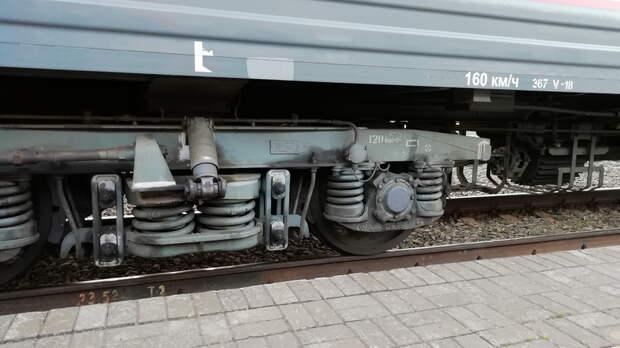 ВРостовской области выжил оказавшийся под колесами поезда мужчина