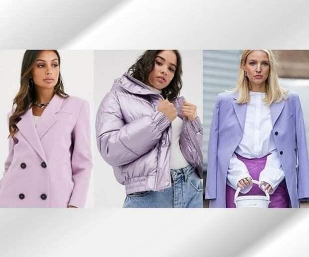 Мода 2020: сиреневый цвет — хит сезона! Разнообразные модели на любой вкус