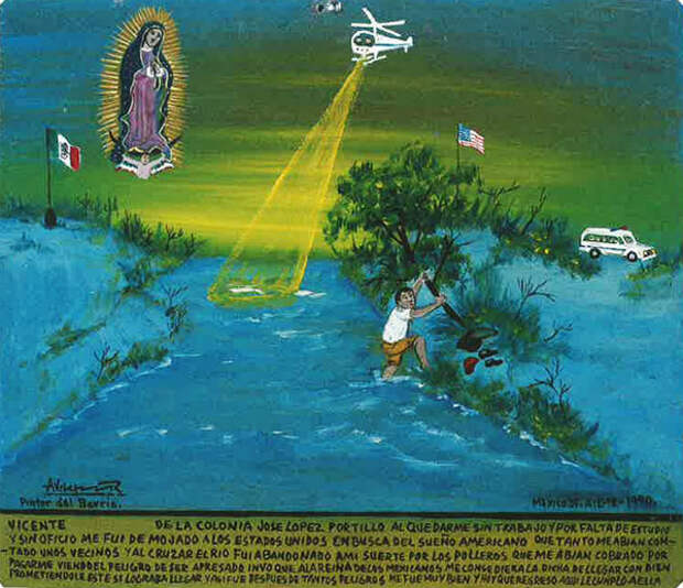 Ретаблос: как и за что благодарят святых мексиканцы