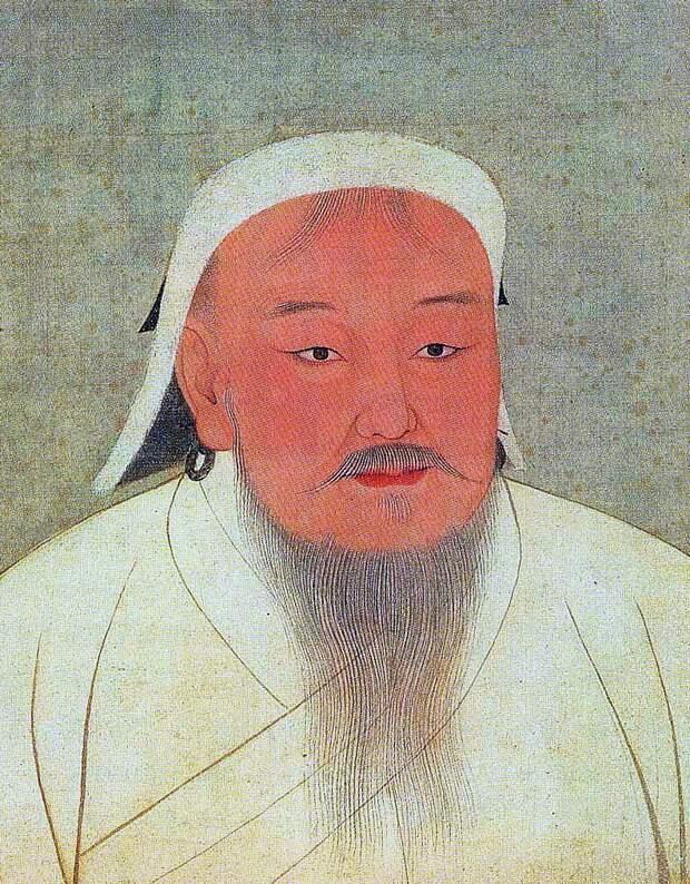 Предание о происхождении основателя державы у монгольских народов