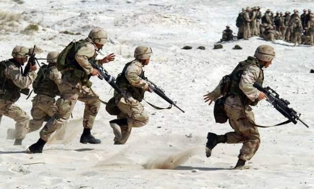 Запад меняет тактику применения армейских подразделений за рубежом