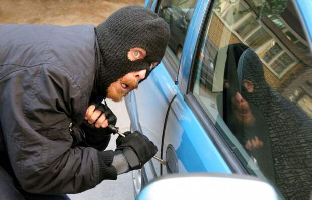 Крымчанин похищал и «расчленял» чужие автомобили