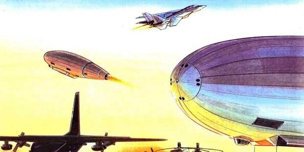 Дирижабли после дизельпанка: как вернуть гигантов в небо?