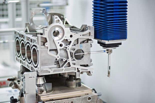 Как собирают моторы Ford в Елабуге