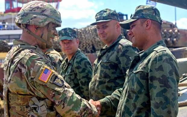 Большой передел: зачем США перебрасывают войска поближе к России