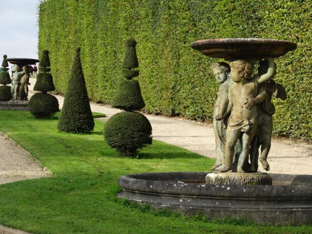 Живые скульптуры 21 века