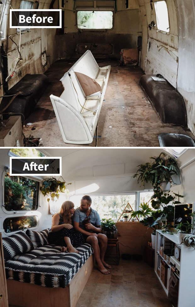 33 комнаты ″до″ и ″после″ ремонта, которые докажут: дело вообще не в деньгах!