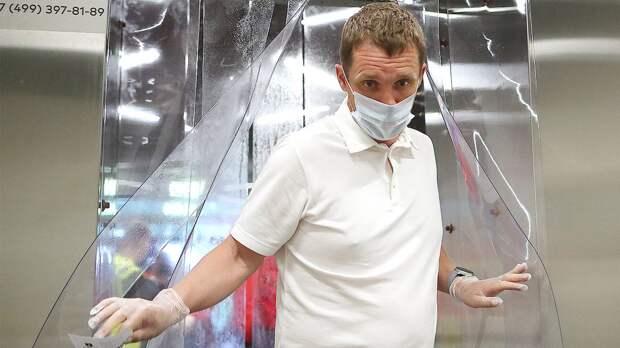 ЦСКА объявил о возвращении Гончаренко