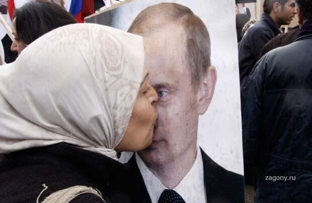 Вопросы по Сирии. Почему Путин агрессор – а Обама нет?