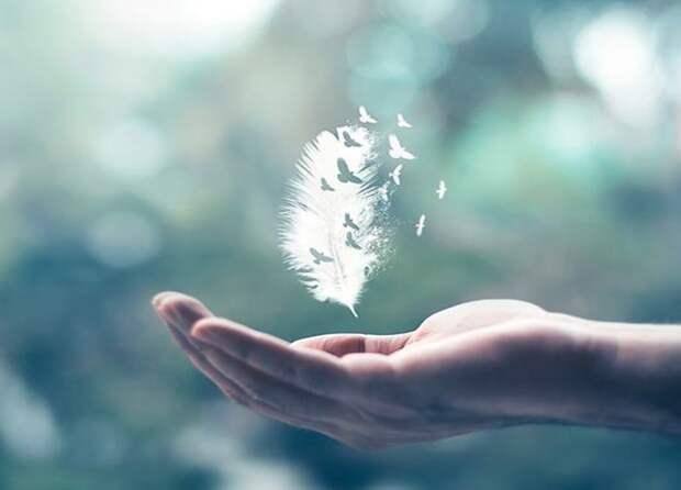 7 признаков, говорящих о том, что вам предстоит духовная трансформация