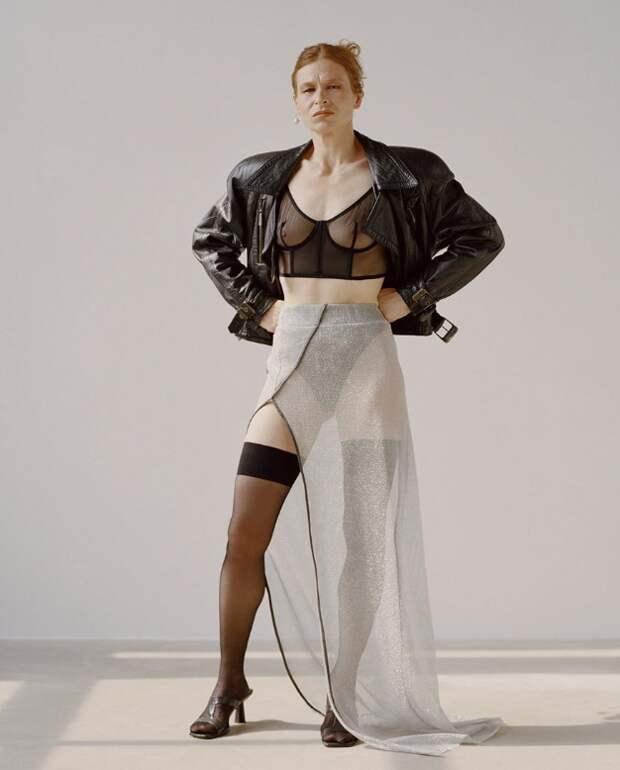«Считаю себя фриком»: необычная модель Надя Lertulo, которая работает настройке