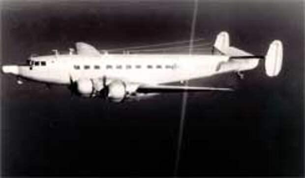 Самолет MB.161