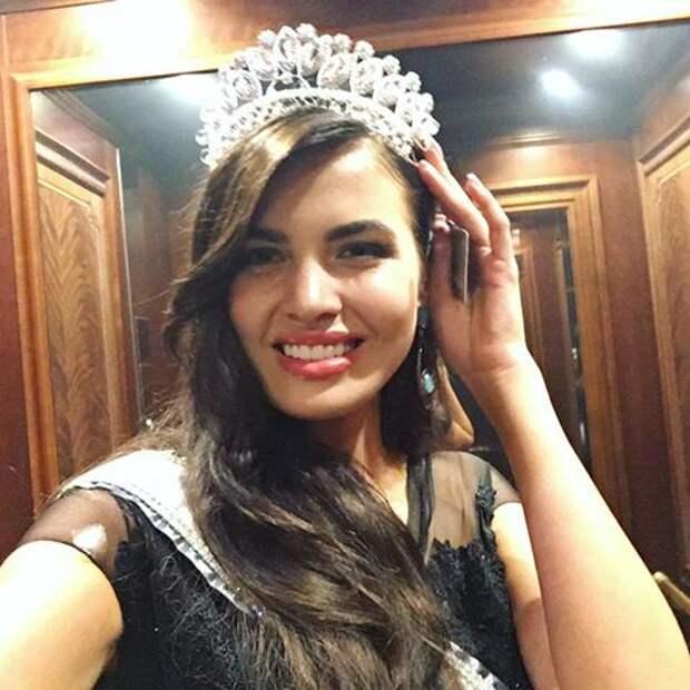Уроженка Севастополя претендует на звание «Мисс Вселенная» (фото)